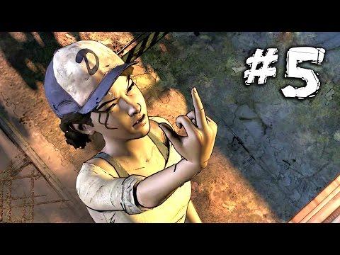 ► Prostredníček na privítanie | #5 | The Walking Dead: A New Frontier | 1080p