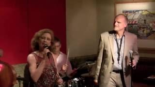 "Scat-tacular! Judy Niemack & Darmon Meader ""Stolen Moments""-Kitano NYC 8-10-2016"