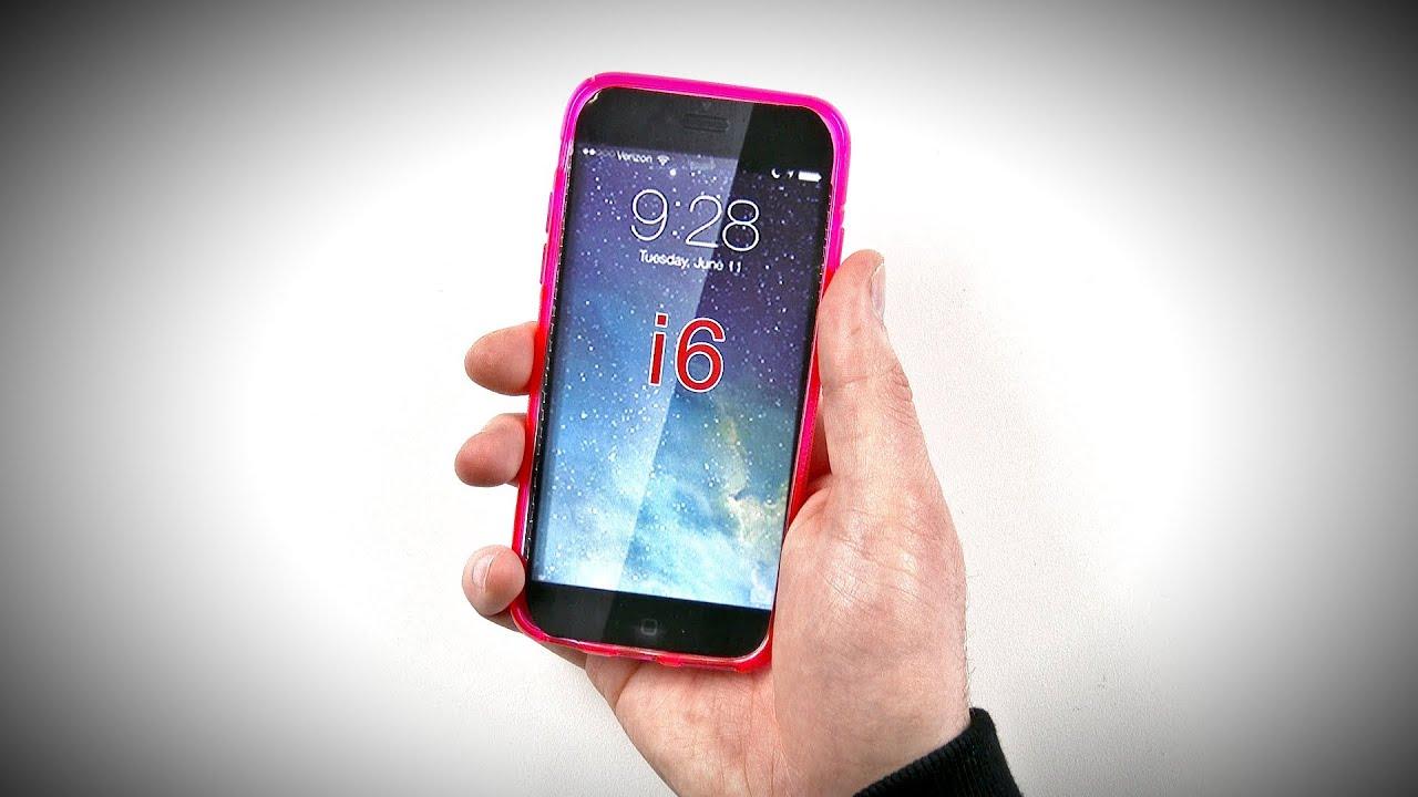 iPhone 6 Case Leak Hands-on (vs iPhone 5s, Nexus 5, Note 3) thumbnail