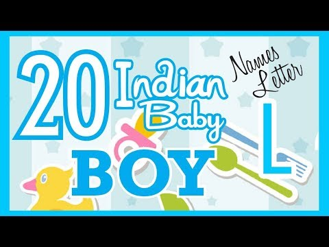 indian-hindu-baby-boy-names-starting-with-l-videos