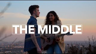THE MIDDLE   ZEDD, MAREN MORRIS & GREY | Cover By Suriel Hess And Noa Vlessing