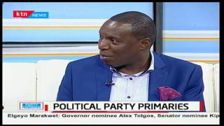 What lessons should IEBC learn from the party primaries?