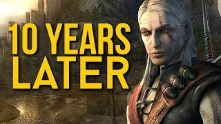 The first Witcher 10 years later - RPG retrospective