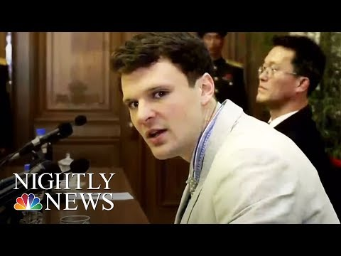 American Otto Warmbier Dies After Being Released By North Korea | NBC Nightly News