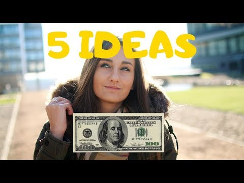 , title : '5 Business Ideas For College Students