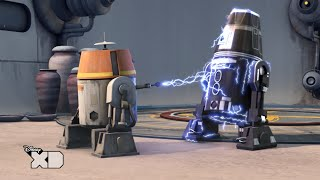 Star Wars Rebels - Chopper Unleashed - Official Disney XD UK HD