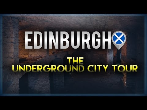 Edinburgh Underground City Tour | 2017 Mp3