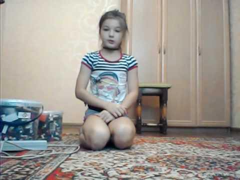 Как сесть на шпагат:-)