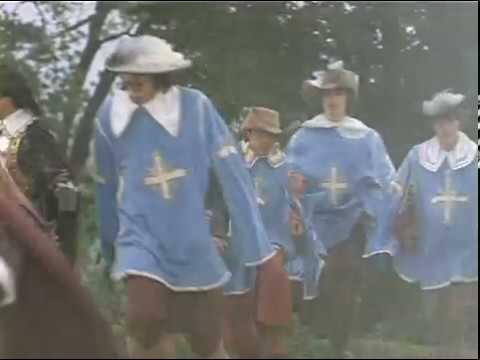 "Осада Ла-Рошели - ""Д'Артаньян и три мушкетера"""