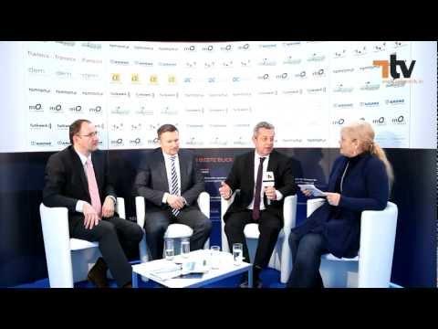 T.TV-Gesprächsrunde zur Datensicherheit in der Telematik-Branche