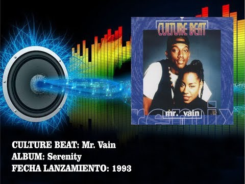 Culture Beat - Mr Vain  (Radio Version)