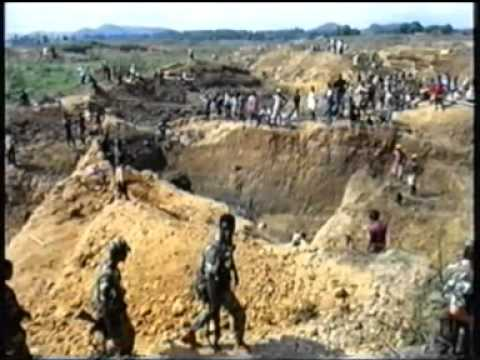 Blood Diamonds African Environmental Justice