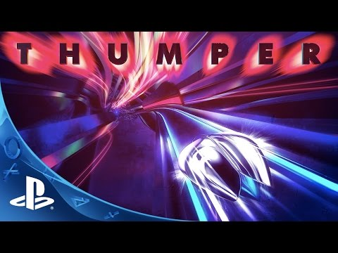 Thumper - Rhythm Hell Trailer | PS VR thumbnail
