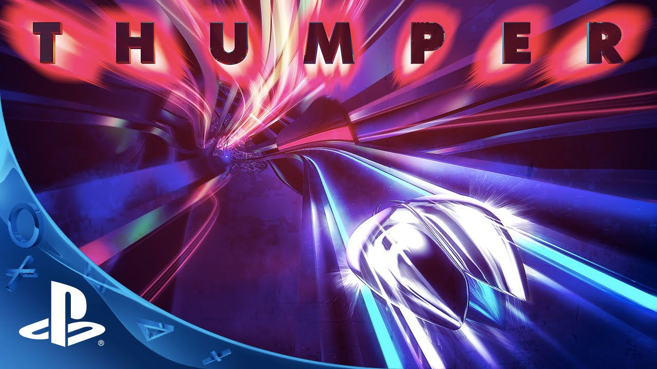 'Rhythm violence' game Thumper launches alongside PlayStation VR this October