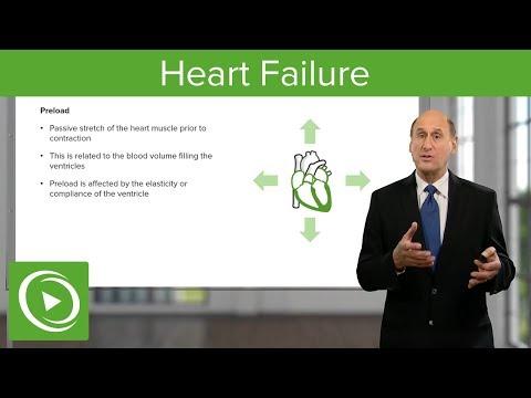 Heart Failure – Cardiology   Lecturio