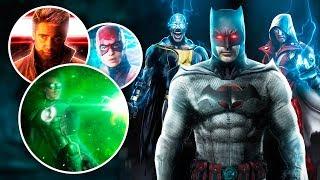 8 фильмов, которые покажет DC к 2020 году.