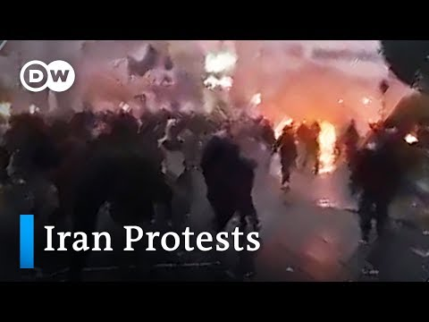 What do we know about the Iran protests? | DW News