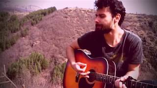 Angus stone - wooden chair (cover)