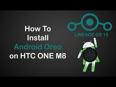 M8 running Android 8 Oreo with latest Sense 9 6 - смотреть