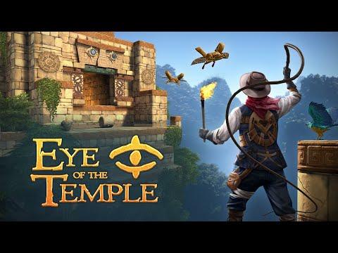 Launch Date Announcement Trailer de Eye of the Temple