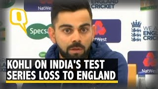 After England Series Loss, Virat Kohli Asked if This is Best Indian Team in 15 Years   The Quint