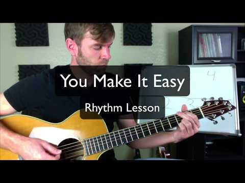 You Make It Easy - Jason Aldean Rhythm Lesson Mp3