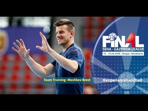 Final 4: Team Training - Meshkov Brest