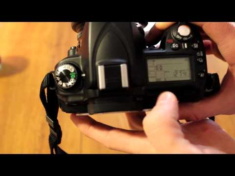 how to change frame rate video in nikon d90
