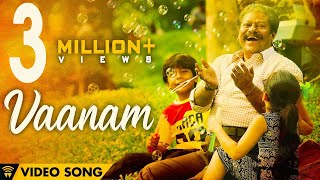 Vaanam video song Feel this thaathas warmth love positivity PaPaandiFromTomorrow Love you
