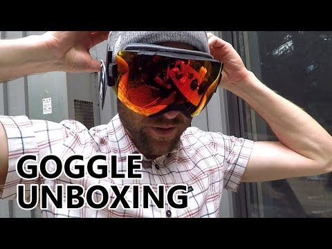 Unboxing Smith Goggles From Sport Rx
