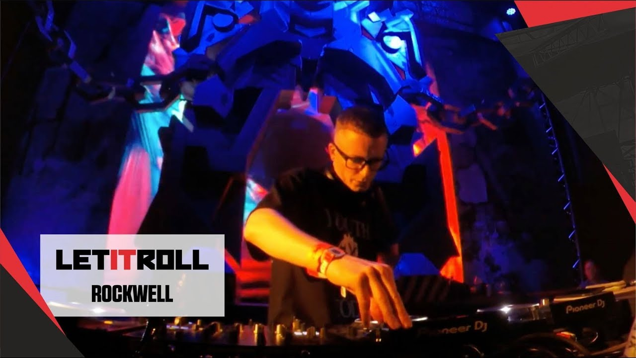 Rockwell - Live @ Let It Roll 2017