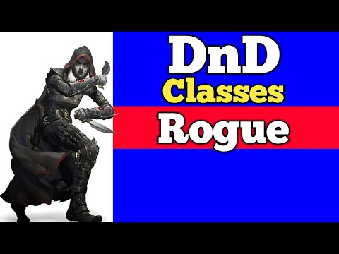 Download Rogue Guide Classes In Dungeons And Dragons 5e Video 3GP