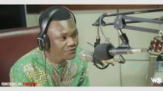 Mbosso - PICHA YAKE Media tour ( TBC FM )part1