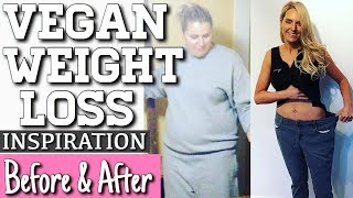 Vegan Weight Loss TRANSFORMATION - Couple loses 160 lbs (Before and After)