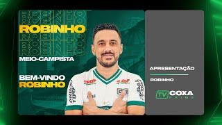 Seja bem-vindo de volta, Robinho!