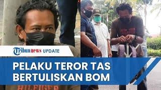 Tampang dan Identitas Pelaku Teror Tas Awas Ada Bo di Pematang Siantar, Polisi Ungkap Motifnya