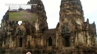 preview picture of video 'Lopburi (Zentral-Thailand):  Einfach affig ...'