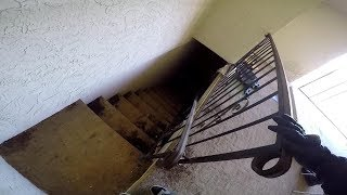 Abandoned House Sends Me RUNNING Scared