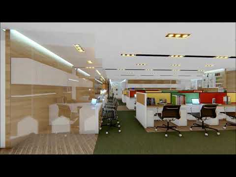 Office Interior Design - Arsitektor