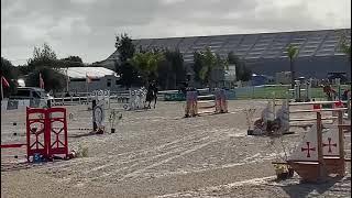 Carlotta wint 1.40m CSI3* Vilamoura