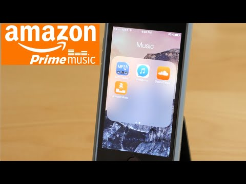 Amazon Music App Review – Millions of Free Songs