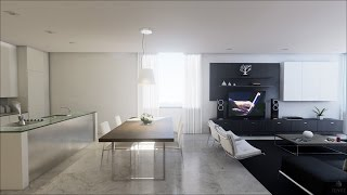 Architecture Real-time - Unreal Engine 4 Archviz