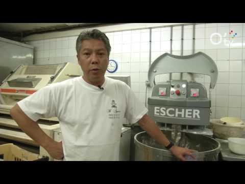 Portrait : Mr Ayave, Pâtissier-Boulanger