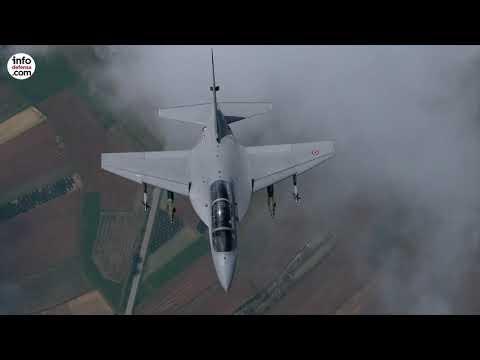 Leonardo promociona su avión M-346FA entre las fuerzas aéreas de América Latina