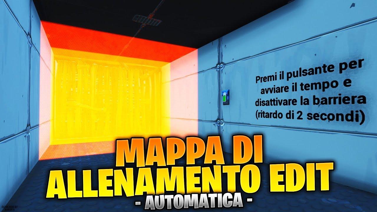 MAPPA AVANZATA ALLENAMENTO EDIT & BUILD 3538-9525-4325 by marseck