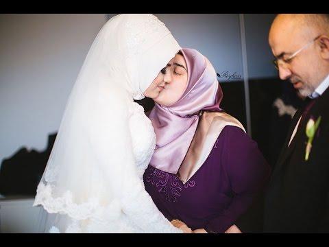 Esra Amp Muhammed Turkish Muslim Wedding Romantic Emotional