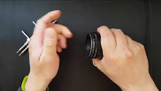 Fixing the focus to infinity issue on Nikon dslr with Helios 44-2 58mm f2 lens