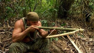 DIY Survival: Make a Crossbow from Scratch | Dual Survival