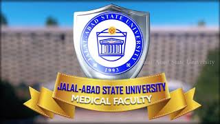 preview picture of video 'Jalalabad State Medical University Kyrgyzstan . Telugu students in Kyrgyzstan safe country for girls'