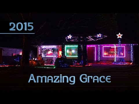 ryanschristmaslights - Amazing Grace